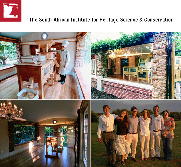 Osttiroler Grain Mill in South Africa - SAINST.ORG - The South African Institute for Heritage Science & Conservation